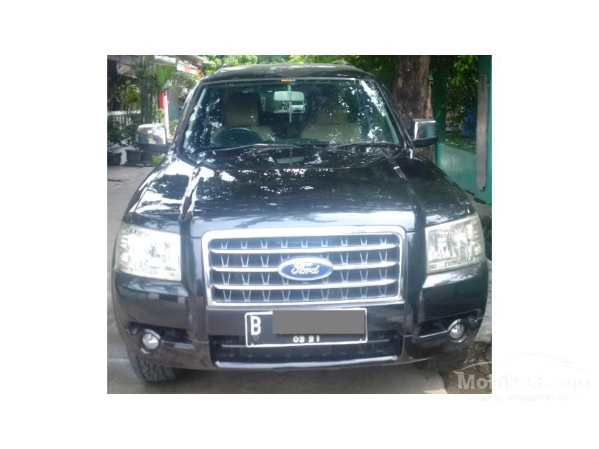 2007 Ford Everest 10-S SUV