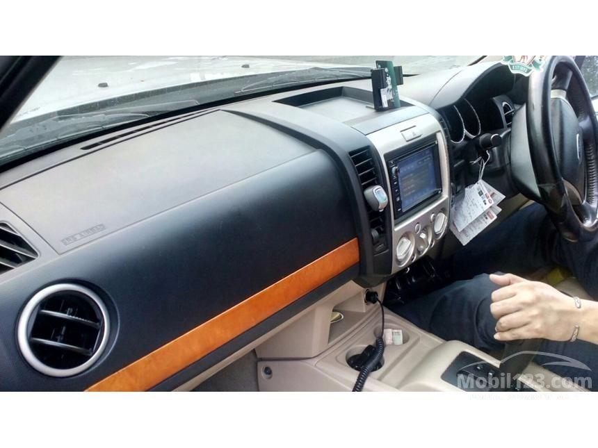 2012 Ford Everest LTD LTD SUV