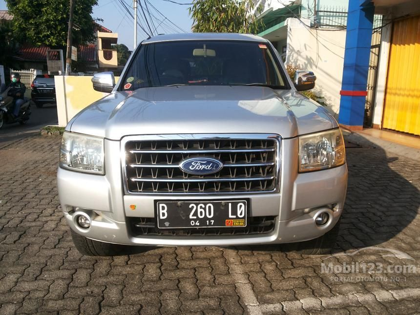 2007 Ford Everest SUV Offroad 4WD