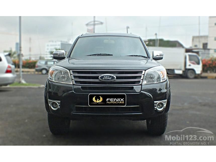 2013 Ford Everest SUV Offroad 4WD