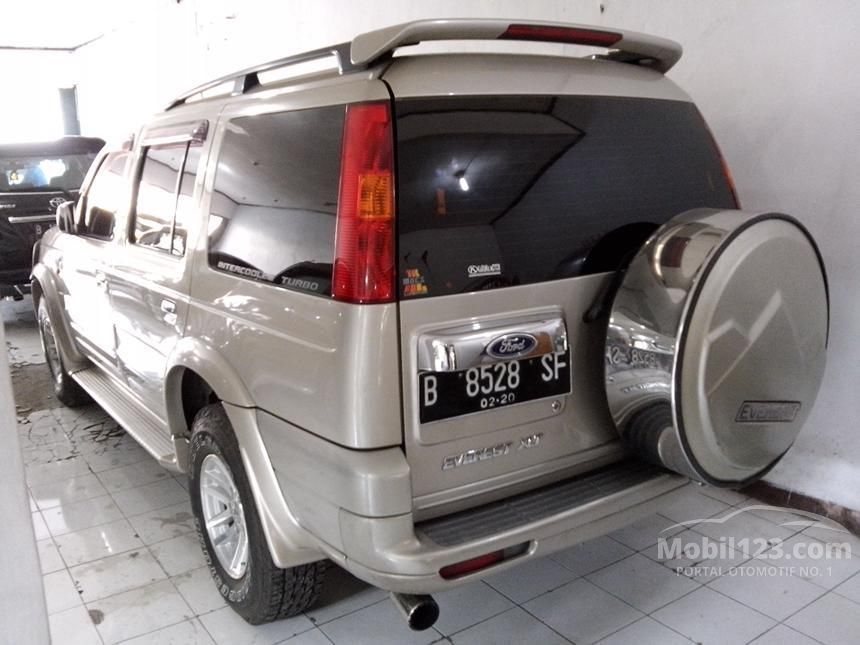 2005 Ford Everest XLT SUV
