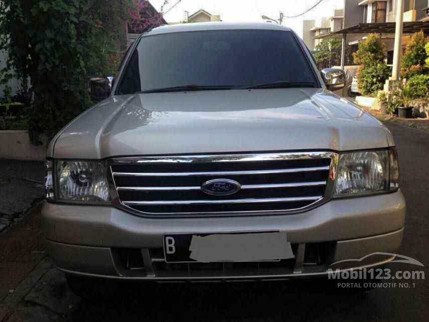 2004 Ford Everest XLT SUV
