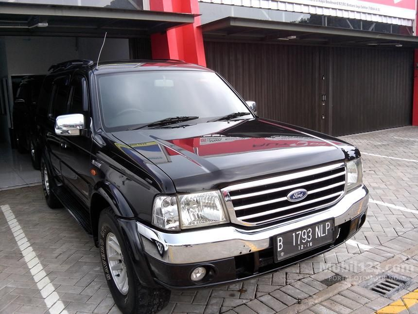 2006 Ford Everest XLT SUV