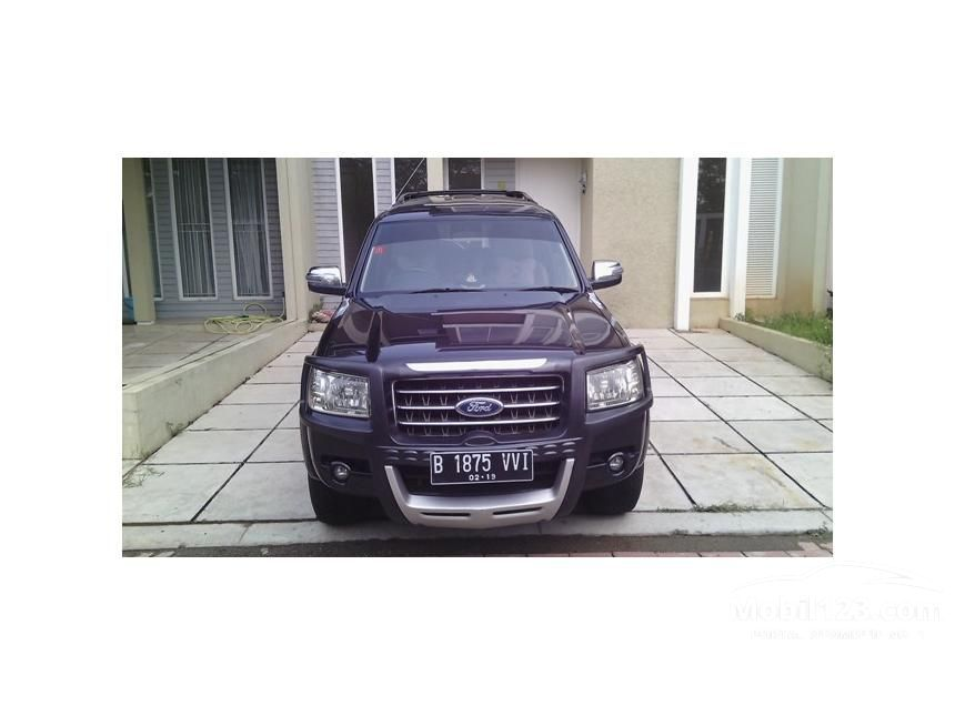2009 Ford Everest XLT SUV