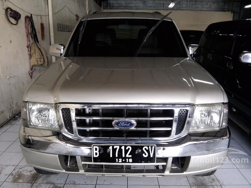 2003 Ford Everest XLT SUV
