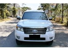 FORD NEW EVEREST XLT AUTOMATIC 4X2 TAHUN 2010