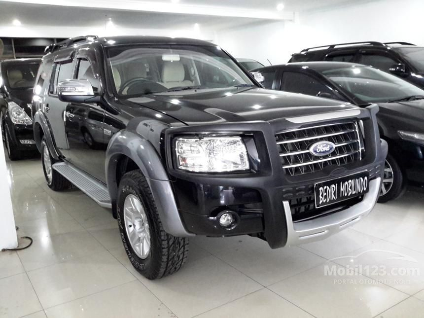 2008 Ford Everest XLT SUV