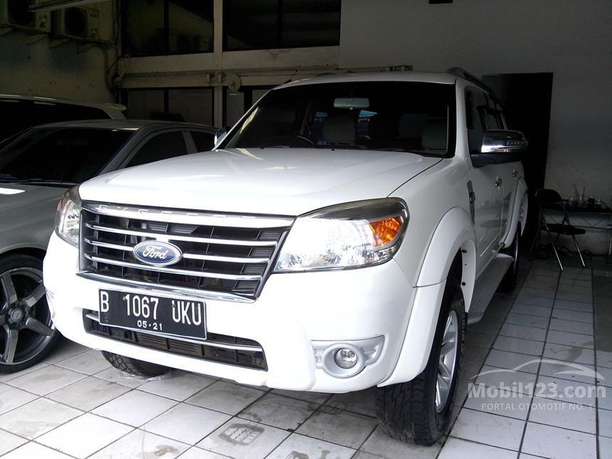 2010 Ford Everest XLT XLT SUV