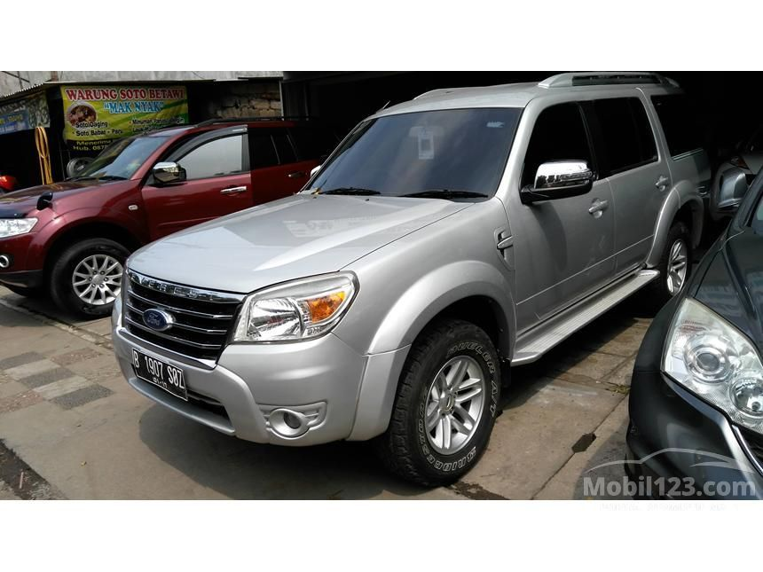2011 Ford Everest XLT XLT XLT SUV