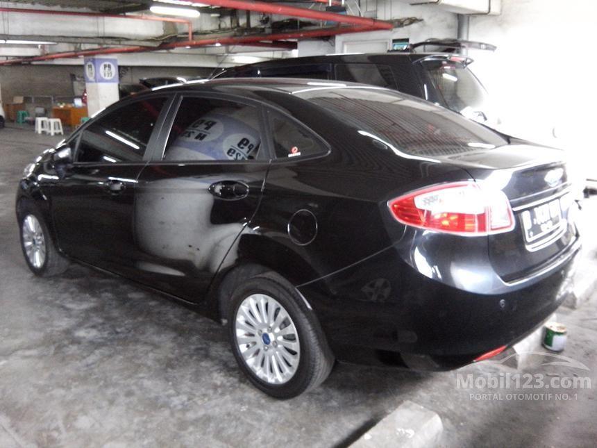 2012 Ford Fiesta Compact Car City Car