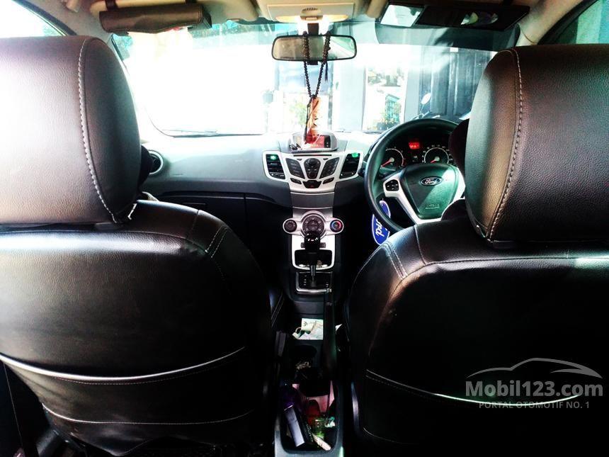 2011 Ford Fiesta Compact Car City Car
