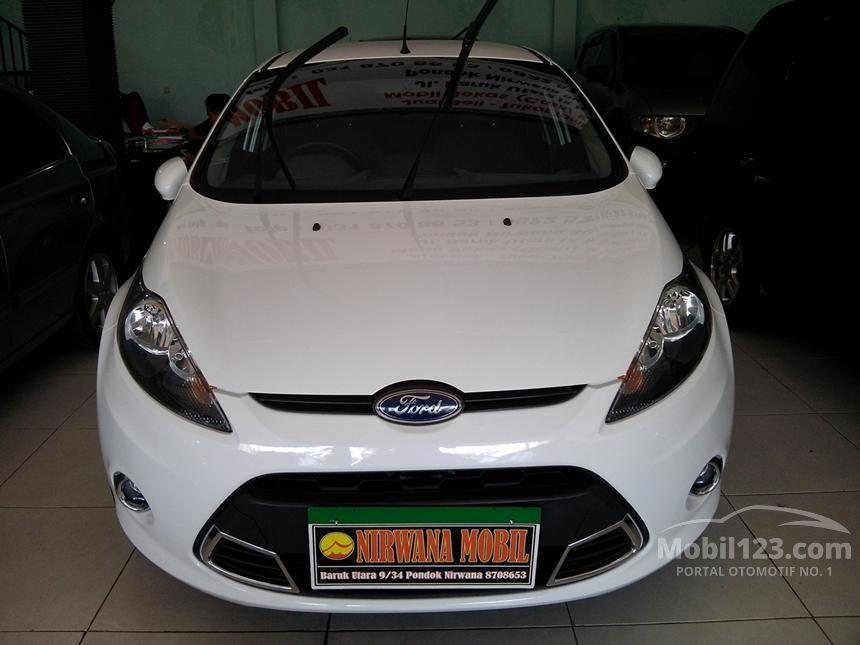 2012 Ford Fiesta Sport Hatchback