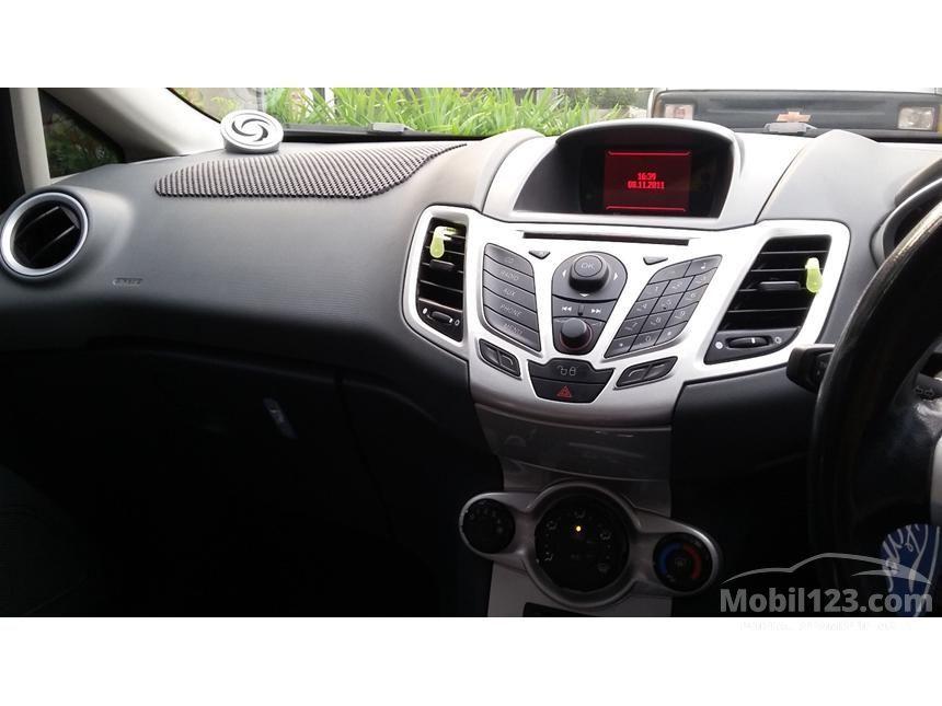 2011 Ford Fiesta Sport Sedan