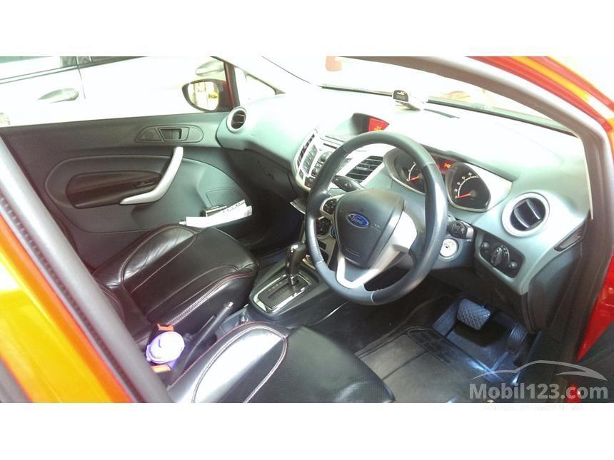 2010 Ford Fiesta Sport Sedan