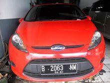 2011 - Ford Fiesta