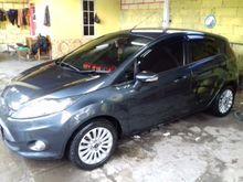Jual Ford Fiesta 2011 1.4 Trend Hatchback