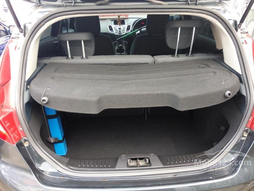 2010 Ford Fiesta Trend Hatchback