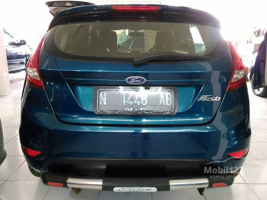 Jual Mobil Ford Fiesta 2011 Trend 1.4 di Jawa Timur Manual ...