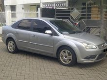 2008 Ford Focus 1.8 Ghia Sedan