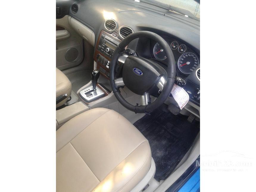 2008 Ford Focus Ghia Sedan