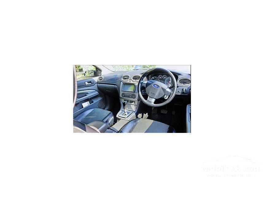 2008 Ford Focus Sporty Hatchback