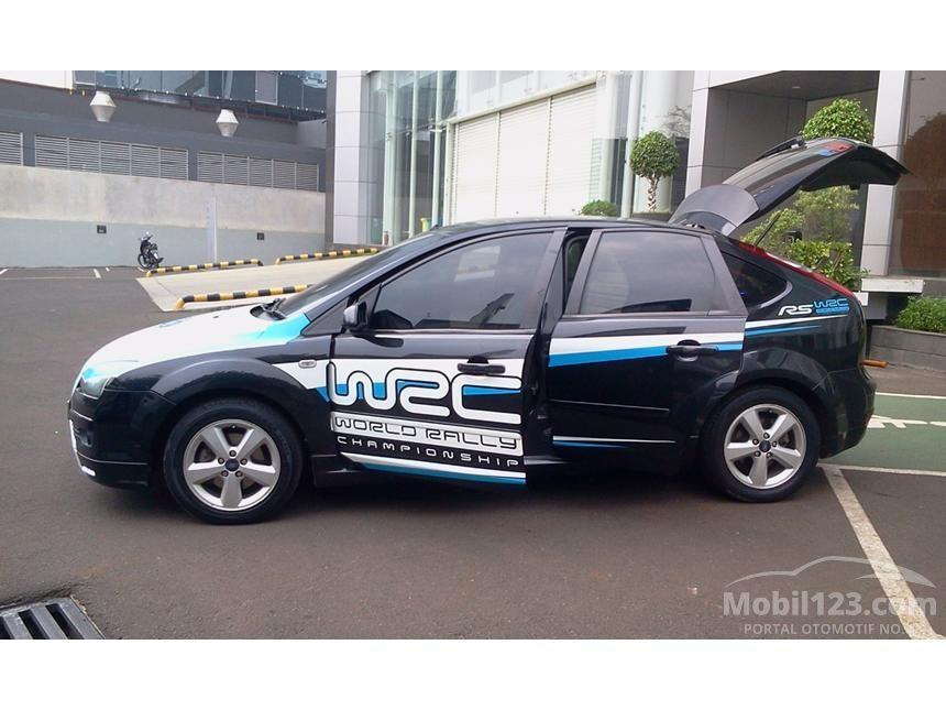 2007 Ford Focus Sporty Hatchback