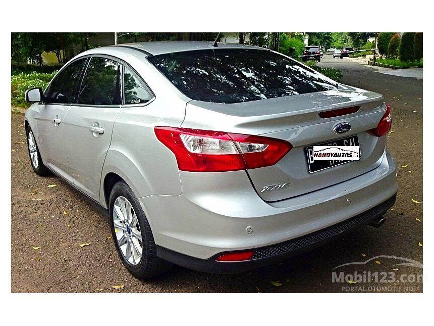jual mobil ford focus 2013 titanium 2 0 di dki jakarta automatic sedan silver rp. Black Bedroom Furniture Sets. Home Design Ideas