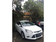 2012 Ford Focus 1.6 Trend Sedan