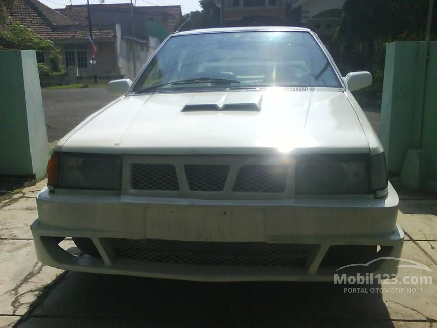 1986 Ford Laser 1.3 Manual Sedan
