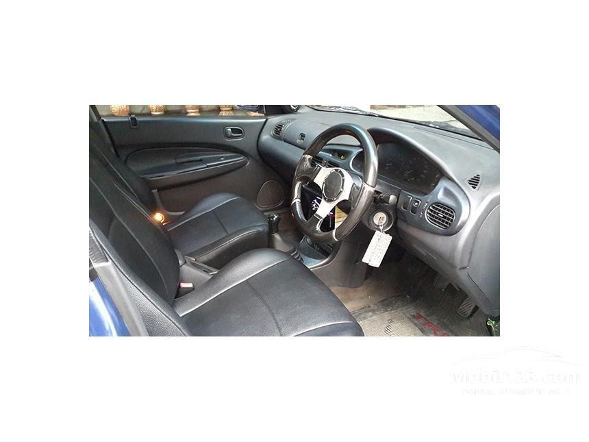 1997 Ford Laser Sedan