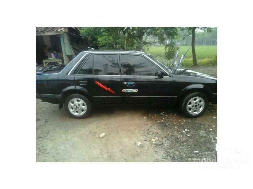 Ford Laser 1994 1 3 Di Banten Manual Sedan Hitam Rp 17 500