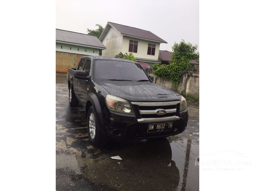 Ford Ranger Double Cabin 2011 2 5 Di Riau Manual Double