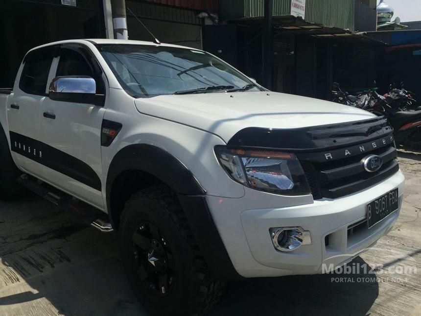 2012 Ford Ranger Double Cabin Double Cabin