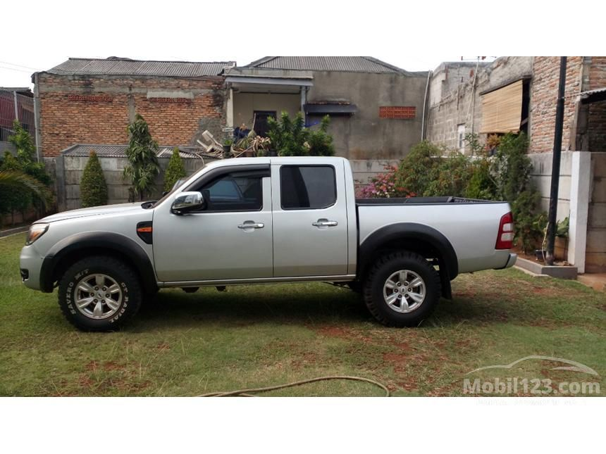 2011 Ford Ranger Double Cabin