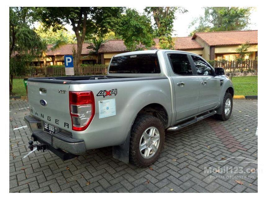 Jual Mobil Ford Ranger 2012 XLT 3.0 di Jawa Timur Manual ...