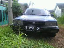 1985 Honda Accord 1.6 1.6 Manual Sedan