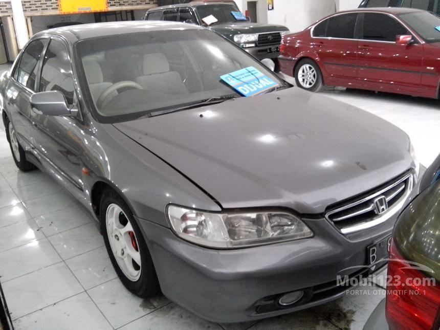 2003 Honda Accord EXi Sedan