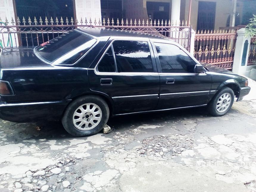1986 Honda Accord Sedan