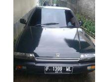 1987 Honda Accord 2.0 Sedan