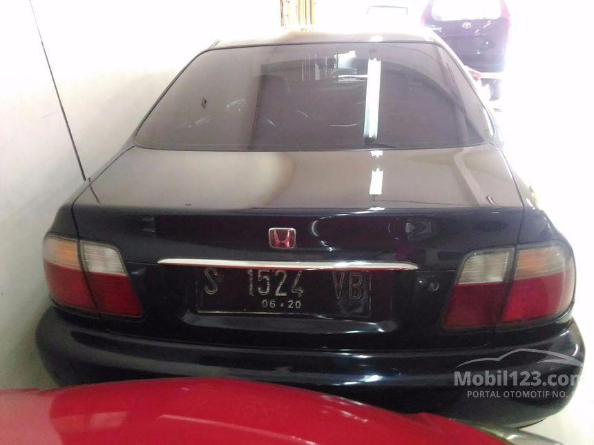 1997 Honda Accord Sedan