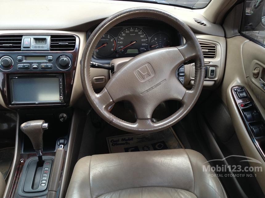 2002 Honda Accord V6 Sedan
