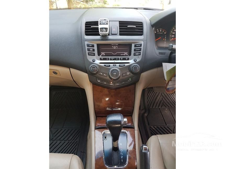 2006 Honda Accord VTi-L Sedan