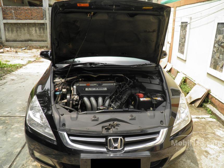 2005 Honda Accord VTi-L Sedan