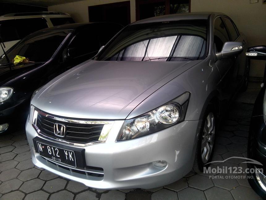 2008 Honda Accord VTi-L Sedan