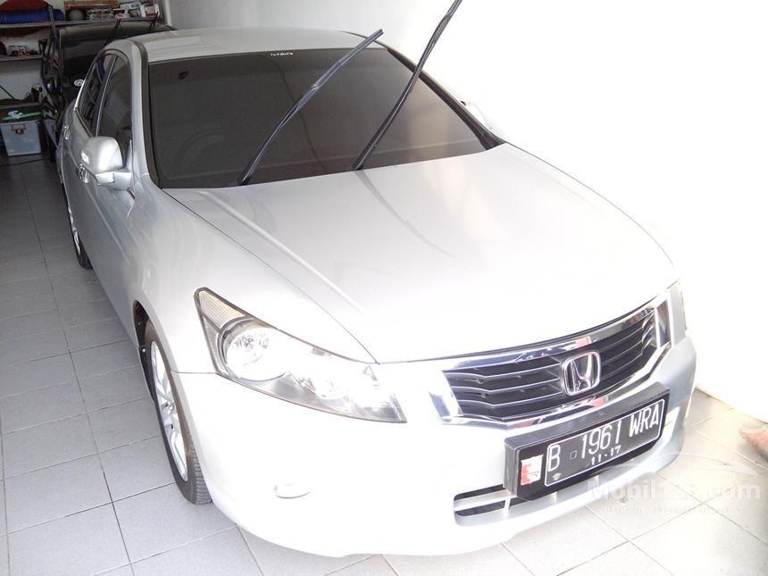 2009 Honda Accord VTi-L Sedan