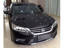 2013 Honda Accord 2.4 VTi-L New Model Sedan Km 40rb Record Honda Stnk Panjang Hitam Mulus