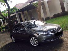 2008 Honda All New Accord 2.4 VTi-L Plat L Tangan 1 ISTIMEWA SEKALI