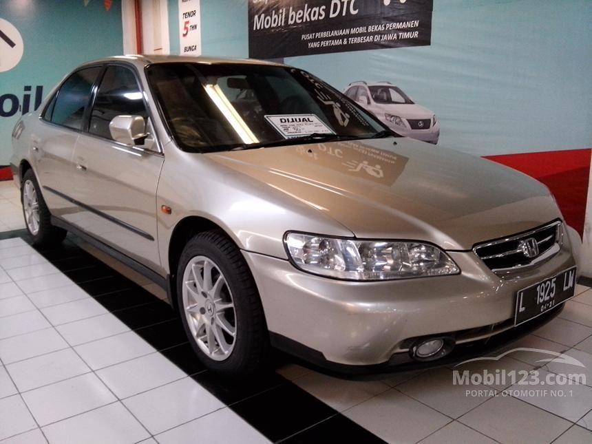 2003 Honda Accord VTi-L Sedan