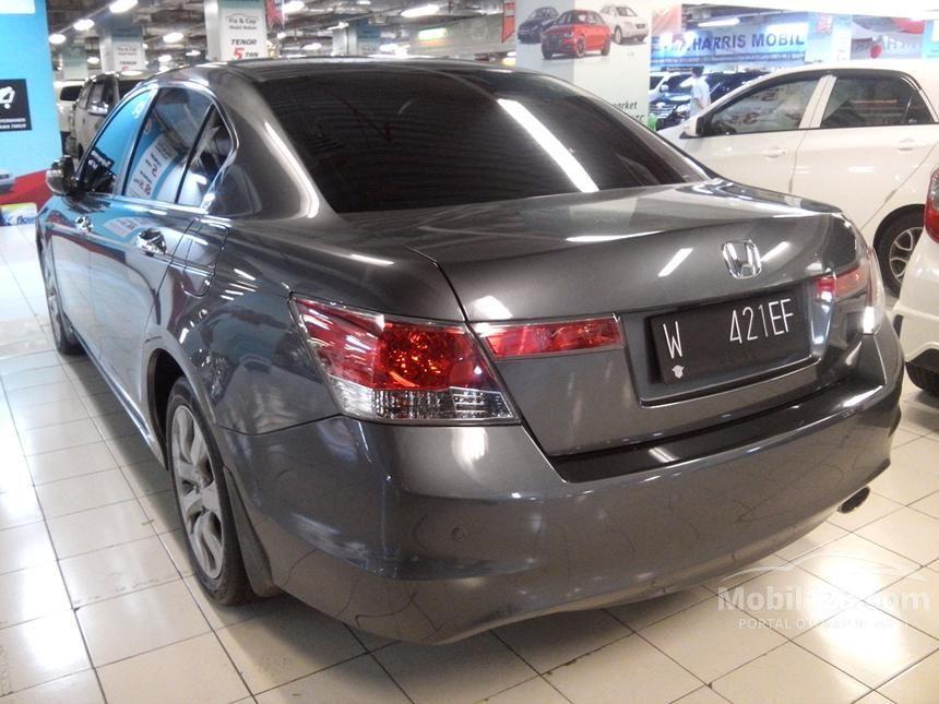 2010 Honda Accord VTi-L Sedan