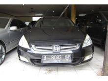 Honda Accord 2.4 VTi-L Tahun 2004 Hitam AT. TDP HANYA 4 JUTA